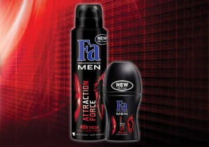 Fa: Fa Attraction Force לגברים