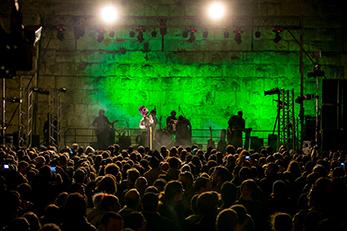 פסטיבל צלילים בעיר העתיקה ירושליים
