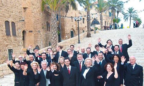 התזמורת הקאמרית צילום: טלי לביא