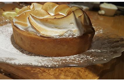 צילום: עוגת פאי לימון 106il תיירות ואוכל לייף סטייל