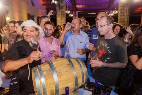 פסטיבל היין 2015