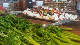 סלט מעורר תיאבון בגרינפלד, צילום: 106il מסעדות לייף סטייל