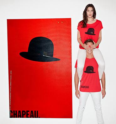 T- ART נקודת המפגש של אופנה ואמנות 106il אופנה  צילום: דודי חסון היצירה של דוד טרטקובר