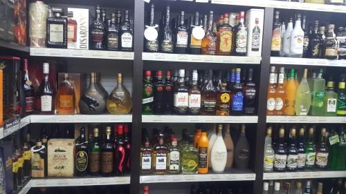 מגוון המשקאות בשר המשקאות, צילום: 106il ישראל לייף סטייל מגזין