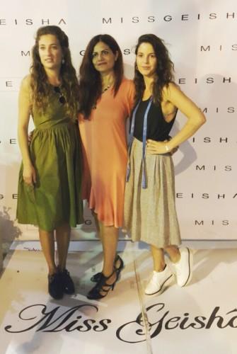 בחירת שמלה לערב בלתי נשכח עם מיס גיישה מאת: רות ברונשטיין עיתונאית לייף סטייל ואופנה 106il ישראל לייף סטייל מגזין