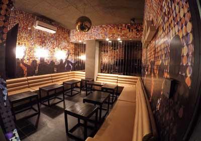 קריוקי ביטבוקס -חדר באוירת דיסקו