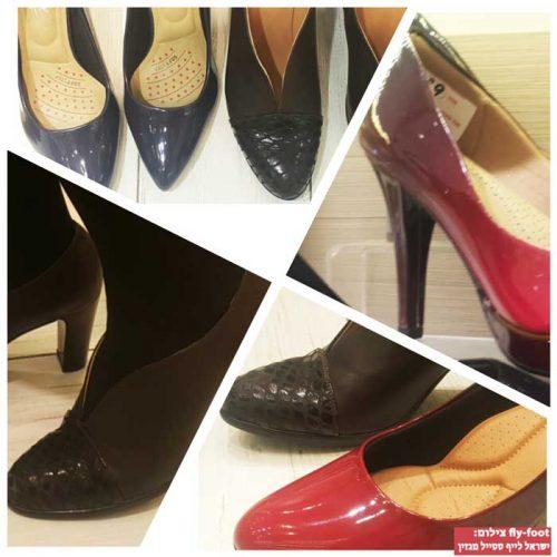 flyfoot נעלי נוחות. צילום: רות ברונשטיין