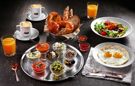 SI café ארוחת בוקר. 106il ישראל לייף סטייל מגזין