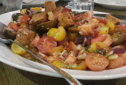 מנה ראשונה, מסעדת טיטו - צילום: 106il ישראל לייף סטייל מגזין, מסעדת השבוע