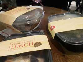 אריזות האוכל הביתה מסעדת טיטו - צילום: 106il ישראל לייף סטייל מגזין,