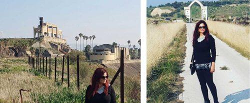 נהריים, מפעל החשמל הראשון בישראל, צילום: 106il ישראל לייף סטייל מגזין תיירות