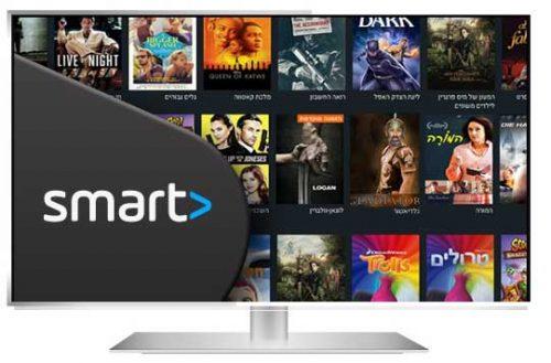 smart של טריפל סי, תוכן טלויזיה באינטרנט.