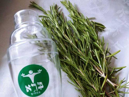 כוס מדידה וערבוב 'בר צמחים' צילום: רות ברונשטיין ההמלצה שלי
