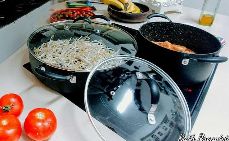 Averest - Dream Chef סדרת הסירים והמחבתות, ההמלצה שלי רות ברונשטיין