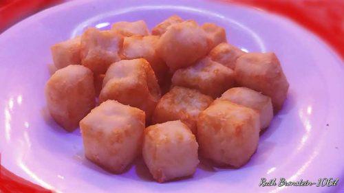 דוניאנא עכו, רות ברונשטיין ההמלצה שלי, סלט גבינת חלומי
