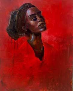 תמונת אווירה באדיבות גלריה פחות מאלף,יצירת:האמן רומן גולמן
